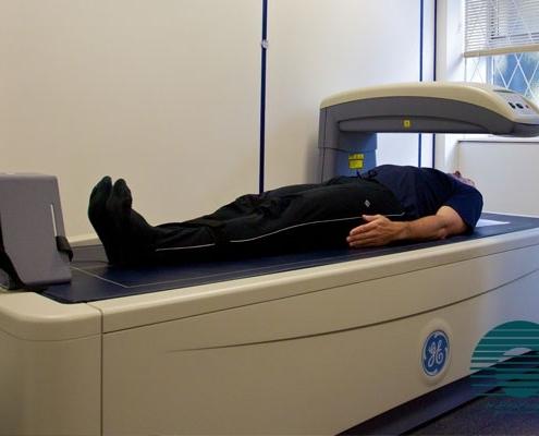 سنجش تراکم استخوان (BMD)