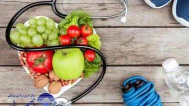 میوه و سبزیجات کاهش دهنده فشار خون
