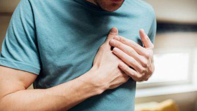 درد قفسه سینه نشانه چیست؟